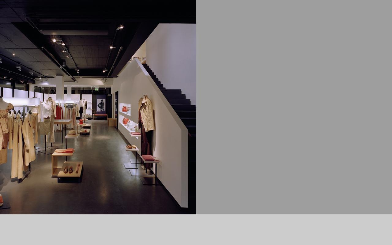 j rke architekten bda strenesse flagshipstore dortmund. Black Bedroom Furniture Sets. Home Design Ideas