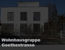 Wohnhausgruppe Goethestraße