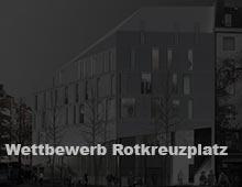 Wettbewerb Rotkreuzplatz