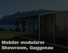Mobiler Showroom Gaggenau